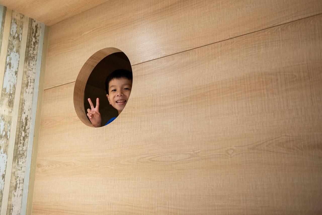 小閣樓的窗